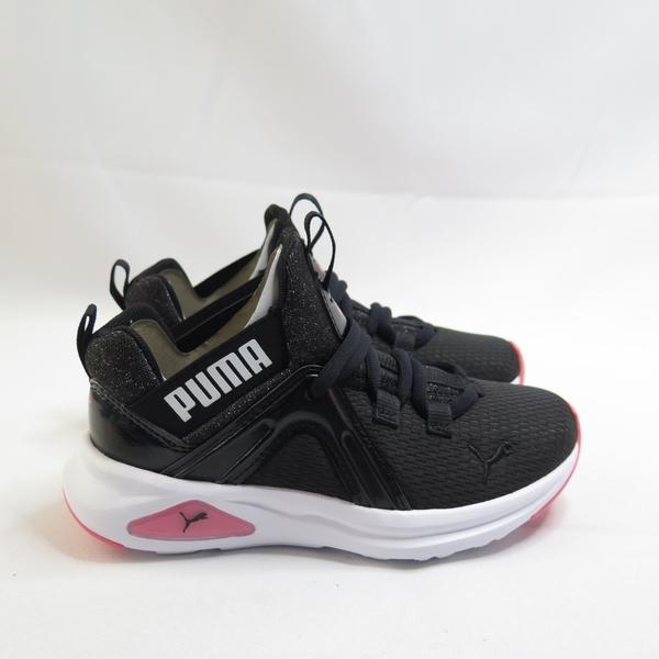 PUMA ENZO 2 SPARKLE AC PS 大童鞋 休閒鞋 19457401 黑粉【iSport愛運動】