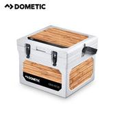 福利品出清! 9成新 贈冰磚 DOMETIC WCI-22 可攜式COOL-ICE 冰桶 (木頭紋造型)