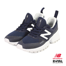 New Balance 新竹皇家 574 藍色 網布 套入式 休閒運動鞋 男女款 NO.B0484