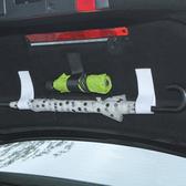 ✭慢思行✭【N297】汽車後車箱雜物固定魔鬼氈(兩入) 雜物 收納帶 多功能 收納 雨傘