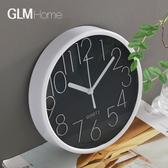 ins北歐輕奢鐘錶掛墻個性時尚創意客廳時鐘簡約家用墻面裝飾掛鐘