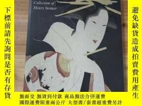 二手書博民逛書店important罕見japanese prints from
