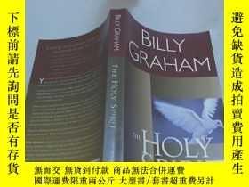 二手書博民逛書店THE罕見HOLY SPIRIT【書頁發黃】Y12880 BILLY GRAHAM 出版1988