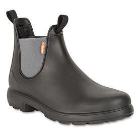 Lizard 比羅 輕量EVA防水休閒鞋 LI22508 黑 女款 義大利製 雨鞋 時尚雨鞋 短筒靴【易遨遊戶外用品】