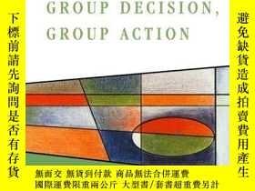 二手書博民逛書店Group罕見Process, Group Decision, Group ActionY364682 Bar