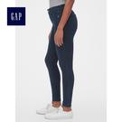 Gap女裝 高腰水洗緊身牛仔褲 496036-水洗色