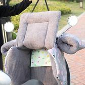 電動摩托車擋風被加絨加厚小電瓶自行車防水防曬擋風罩女 名購居家