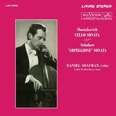 蕭士塔高維契:大提琴奏鳴曲、舒伯特:阿貝鳩奈奏鳴曲、莉迪亞.派翠絲蓋雅