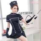 護士服cosplay連身裙 角色扮演醫院制服 現貨- 愛衣朵拉