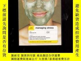 二手書博民逛書店MANAGING罕見STRESS【英文原版、084】Y10970