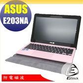 【Ezstick】ASUS E203 NA 防電磁波專用皮套 (筆記本款式)