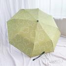 鹽系小熊餅乾 可愛小熊 晴雨兩用傘 三折手動 八骨黑膠傘 手動傘 折傘 快乾傘 抗UV 雨傘