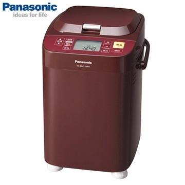 Panasonic 國際牌 全自動變頻製麵包機 SD-BMT1000T ★限期加送多功能料理秤SP-1501
