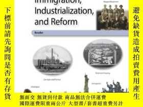 二手書博民逛書店(62)The罕見Making of America: Immigration, Industrializatio