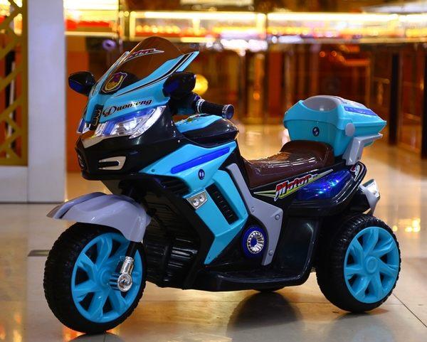 *粉粉寶貝玩具*大型寶馬款兒童電動摩托車~超酷炫的超跑重機~豪華雙驅款~電動兒童摩托車