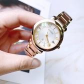 【南紡購物中心】CITIZEN 星辰 XC 光動能時尚優雅女錶(EO1202-57A)