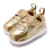 Nike 休閒鞋 Max 90 CRIB QS 金 白 童鞋 小童鞋 運動鞋 【ACS】 CV2397-700