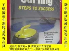 二手書博民逛書店Curling:罕見Steps to Success 【詳見圖】