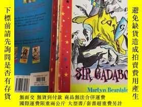 二手書博民逛書店sir罕見gadabout 加多夫爵士Y200392