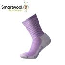 【美國 SmartWool 女輕量減震徒步中長襪《葡萄紫》】SW0SW293/保暖/戶外/運動襪