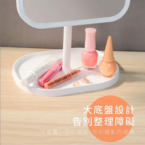 【KINYO】LED觸控調光化妝鏡 BM-077