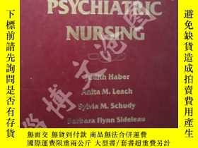 二手書博民逛書店Comprehensive罕見Psychiatric Nursi