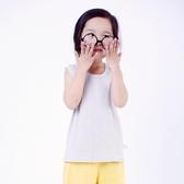 兒童背心女全棉吊帶背心男童女童夏季薄款打底衫寶寶背心234567歲【快速出貨】
