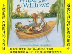 二手書博民逛書店The罕見wind in the willows:柳林風Y212829