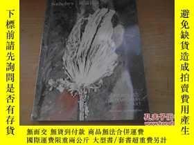 二手書博民逛書店蘇富比2014罕見BOUNDLESS : CONTEMPORAR
