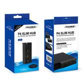 [哈GAME族]滿399免運費 可刷卡 PS4 DOBE TP4-821 USB 3.0 USB 2.0 傳輸速度集線器 適用Slim HUB