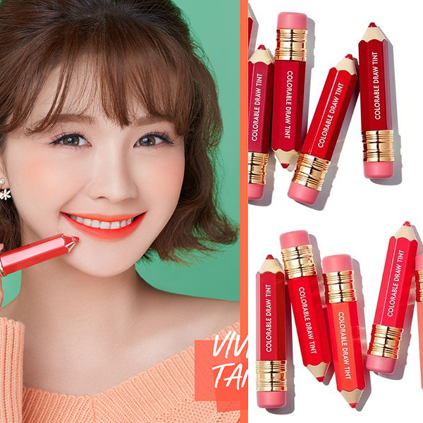 韓國 Its Skin 鉛筆造型唇釉 3.3g 多款可選 唇彩 口紅 唇膏【PQ 美妝】