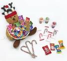 台灣現貨快出聖誕糖果-雙色拐杖糖,聖誕節...