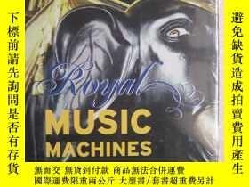 二手書博民逛書店Royal罕見Music Machines19465 Haspe
