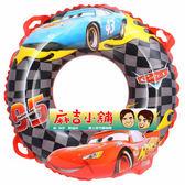 Disney 迪士尼 兒童圓形救生圈 游泳圈直徑50CM-(公主/米奇/cars)單售