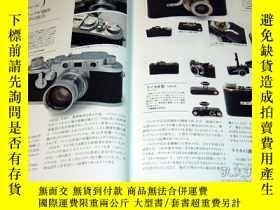 二手書博民逛書店Vintage罕見camera of the world photo book japan, leica, ret