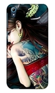 [Desire 826 軟殼] htc Desire 826 D826 d826y 手機殼 保護套 外殼 刺青女孩