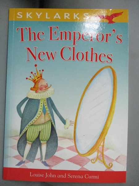 【書寶二手書T1/原文小說_GKI】The Emperor s New Clothes_John
