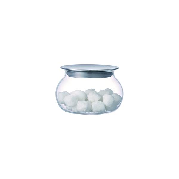 日本KINTO TOTEM玻璃儲物罐450ml