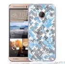 ✿ 3C膜露露 ✿【藍灰*硬殼】HTC ONE ME手機殼 手機套 保護套 保護殼