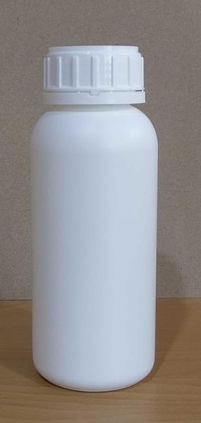 YT店(透氣墊片瓶蓋)【HDPE塑膠容器】農藥罐、肥料罐 500cc 【台灣製MIT】