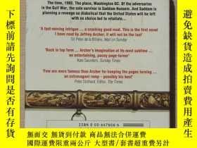 二手書博民逛書店英文原版:HONOUR罕見AMONG THIEVES 1994年