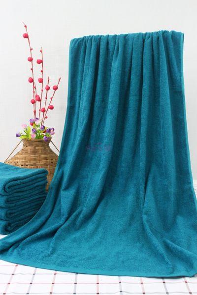 素色加大浴巾 / 450g 90x150cm 純棉 / 美容民宿用 / 台灣專業製造【快樂主婦】