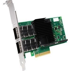 Intel XL710-QDA2 10/40GbE光纖雙埠(bulk pack)伺服器網卡(模組需選購)