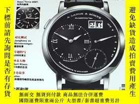 二手書博民逛書店CHRONOS罕見手錶 【2013年第6期 總第54期 專業腕錶