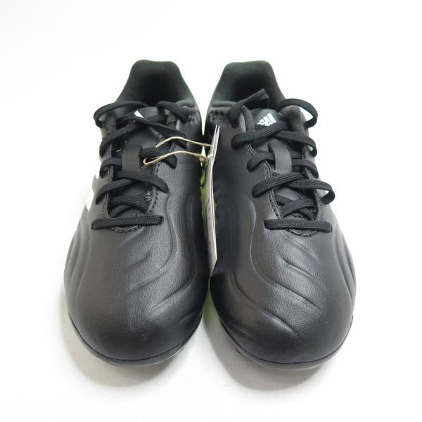 Adidas COPA SENSE.3 FG 中大童鞋 足球鞋 FX1984 黑X螢光綠【iSport愛運動】黑藍【iSport愛運動】