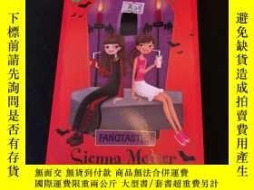二手書博民逛書店The罕見sister the vampire fangtasticY302880 Sienna mercer