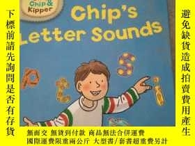 二手書博民逛書店Oxford罕見Read with Biff, Chip, and Kipper:Chipp s Letter S