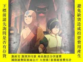 全新書博民逛書店Avatar:The Last Airbender - The