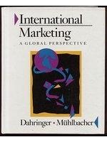 二手書博民逛書店《International marketing : a glo