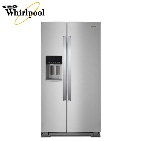 Whirlpool 惠而浦 【 WRS315SNHM 】740公升定頻對開雙門冰箱